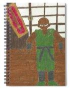 Rajarous Spiral Notebook