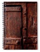 Rajasthan Door Spiral Notebook