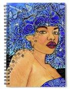 Rajiin Spiral Notebook