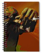 Rakim Spiral Notebook