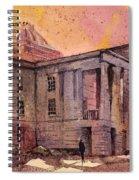 Raleigh Capital Spiral Notebook