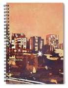 Raleigh Sunrise IIi Spiral Notebook