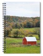Ram Hollow Barn Spiral Notebook