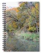 Ram Hollow Spiral Notebook