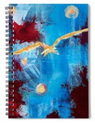 Ram On. Spiral Notebook