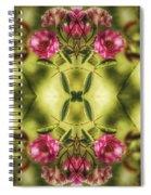 Rambling Rose  Spiral Notebook