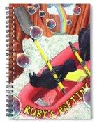 Rambunctious Ravens Spiral Notebook