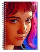 Ramona Spiral Notebook
