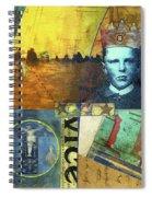 Rampant Spiral Notebook