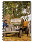 Ranch Hands Spiral Notebook