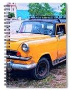 Rancho Rover Spiral Notebook