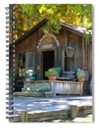 Rancho Sisquoc Winery Spiral Notebook