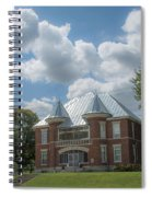 Randolph County Asylum Spiral Notebook