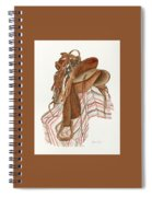 Randy's Saddle Spiral Notebook