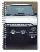 Range Rover Classic Spiral Notebook