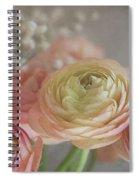 Ranunculus - 6243 Spiral Notebook