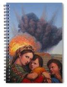 Raphael Moderne Spiral Notebook