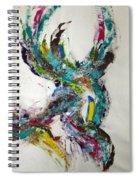 Raptor Dna Spiral Notebook