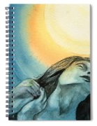 Rapture Spiral Notebook