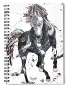 Rapture Spiral Notebook