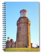 Rapunzels Tower Spiral Notebook