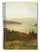 Raquette Lake Spiral Notebook