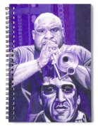 Rashawn Ross Spiral Notebook