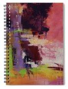 Raspberry Beret Spiral Notebook