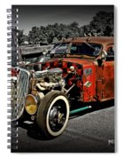 Rat Rod For Sale 2 Spiral Notebook