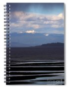 Rathtrevor Beach On Vancouver Island In British Columbia Spiral Notebook