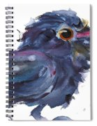 Raven 3 Spiral Notebook