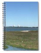 Ravenel Bridge Spiral Notebook