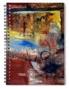 Raw Emotions Spiral Notebook