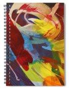 Raw Paint - 281 Spiral Notebook