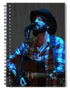 Ray Lamontagne-8903 Spiral Notebook