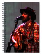 Ray Lamontagne-9124 Spiral Notebook