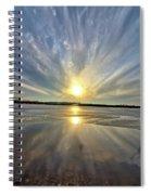 Rayed Marsh 2 Spiral Notebook