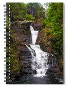 Raymondskill Falls Spiral Notebook
