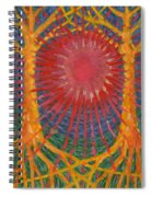 Rays Of Life Spiral Notebook