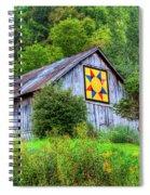 Rays Star Spiral Notebook