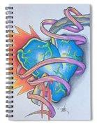 Razors Edge Spiral Notebook