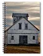 Re-purposed Grainery Spiral Notebook