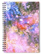 Reaching Angels   Spiral Notebook
