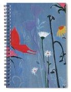 Reaching Higher Spiral Notebook