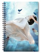 I Dreamt I Could Fly Spiral Notebook