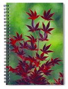 Reaching Skyward Spiral Notebook