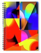 Read Me Spiral Notebook