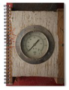 Readings Spiral Notebook