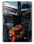 Ready For Christmas Spiral Notebook