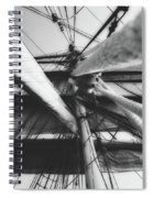Ready For Sail Spiral Notebook
